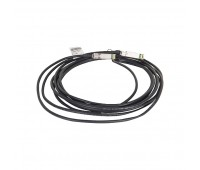 Кабель HPE BladeSystem c-Class 10GbE SFP+ to SFP+ 5m Direct Attach Copper Cable (537963-B21)