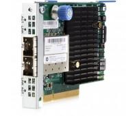 Адаптер HPE 556FLR-SFP+ FlexFabric, 10Gb 2P (727060-B21)