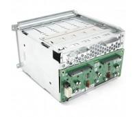 Дисковая корзина HPE 2SFF SATA uFF Backplane Kit (на 4 картриджа M.2, для DL360 Gen10) (867970-B21)