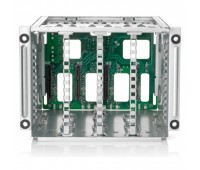 Дисковая корзина HPE 1SFF Rear SAS/SATA/uFF Kit (для DL360 Gen10) (867972-B21)