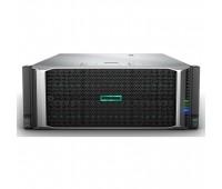 Сервер HPE Proliant DL580 Gen10/ 4x Xeon Gold 6148/ 128GB/ P408i-p (2Gb FBWC/ RAID 0/1/10/5/50/6/60)/ noHDD (up 8/48 SFF)/ 12HPFans/ OVadv/ 2x 10Gb 535FLR-T/ 16x PCIe/ EasyRK+CMA/ 4x 1600W (869847-B21)