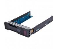 Салазка HP 3.5 Gen8 SAS SATA Tray Caddy Sled Proliant (651314-001)