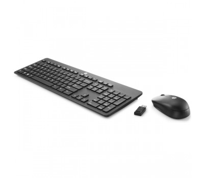 HP Wireless Business Slim Kbd and Mouse (N3R88AA#ACB)