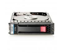 Жесткий диск HPE 2TB 3,5(LFF) NL-SAS 12G 512n SAS 7.2K Hot Plug DP 12G for MSA2040/1040 (N9X93A)