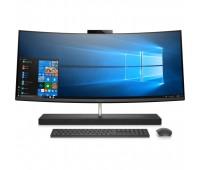 "Моноблок HP Envy AIO 34-b108ur 34"" WQHD Curved/ Core i7-9700T/ 16GB/ 512GB SSD + 2TB/ noODD/ GeForce GTX 1050 4GB/ Win10/ Dark Ash Wood (7KA78EA#ACB)"
