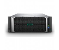Сервер HPE Proliant DL580 Gen10/ 2x Xeon Gold 5220/ 128GB/ noHDD (up 8SFF)/ noODD/ Smart Array P408i-p/ 4x 1GbE/ 4x 800W (P05673-B21)