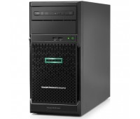Сервер HPE ProLiant ML30 Gen10/ Xeon E-2134/ 16GB/ B140i (ZM/RAID 0/1/10/5)/ noHDD(up 8 SFF)/ noODD/ iLOstd (no port)/ 1NHP Fan/ 2x 1GbE/ 1x 500W (up 2) (P06793-425)