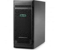 Сервер HPE ProLiant ML110 Gen10/ Xeon Silver 4210/ 16GB/ noHDD (8/ up 16 SFF)/ noODD/ P408i-p (2GB FBWC/ RAID 0/1/10/5/50/6/60)/ iLOstd/ 2x 1GbE/ 2x NHPFan/ 1x 800W (up 2) (P10813-421)