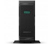 Сервер HPE ProLiant ML350 Gen10/ Xeon Silver 4208/ 16GB/ noODD/ noHDD (4/ up12LFF/ iLOstd/ 2 Fans/ 4 x1GbE/ 1x 500W (up2) (P11050-421)
