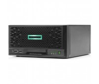 Сервер HPE ProLiant MicroServer Gen10 Plus UMT/ Xeon E-2224/ 16GB/ S100i/ 1TB (up 4LFF)/ noODD/ iLOStd/ 4x 1GbE/ 1x 180W (NHP) (P18584-421)
